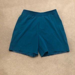 Men's Blue Lululemon Swim Shorts